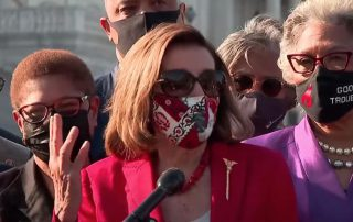nancy-pelosi-thanks-george-floyd-for-'sacrificing'-his-life-for-justice-after-derek-chauvin-is-found-guilty