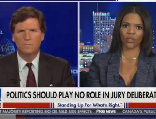 'No person can say this was a fair trial': Candace Owens weighs in on Chauvin guilty verdict