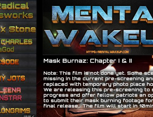 "[MWC][MFAC][FWN] Presents ""MASK BURNAZ"" A fuck masks film by MentalWakeup.com"