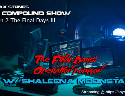 The Compound Show Ends.. The Final Days Series Episode 1,2 and 3 added